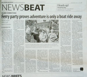 Media: Driftwood News Article
